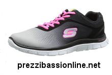 Prezzi Bassi Online: Scarpe Skechers in memory foam ...