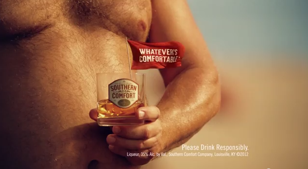 Asinine Ad Southern Comfort Whatever S Comfortable