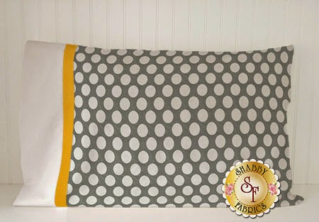Magic Pillowcase Kit | Yellow | Shabby Fabrics
