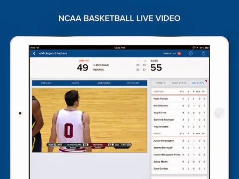 March Madness 2014 Live Stream Free