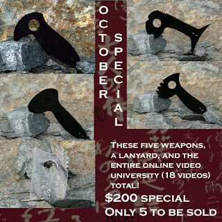 Self Defense Weapons from brussoshop.com