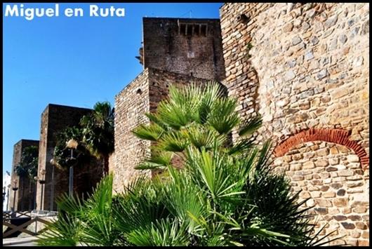 Olivenza-Murallas