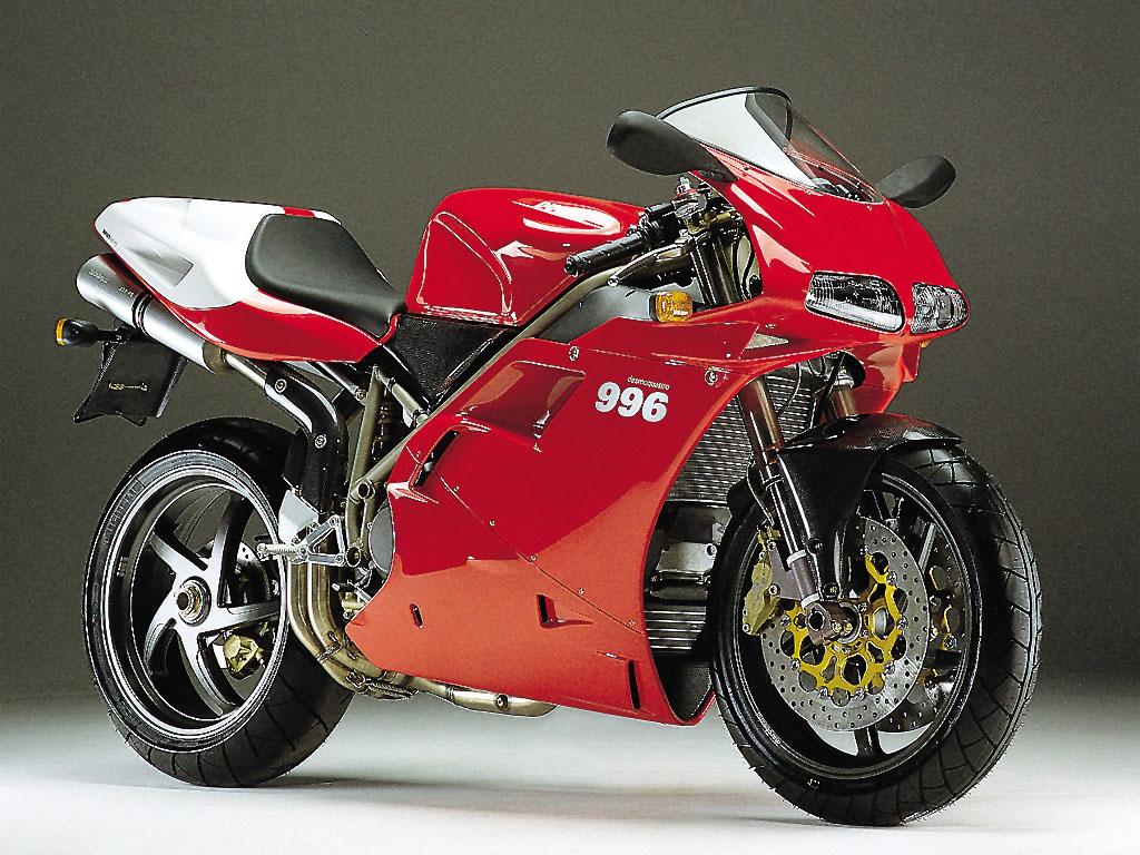 OddBike Ducati 916 SPSPS Ultimate Desmoquattro
