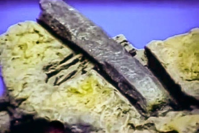Mystery Of The 100-million-year Old Hammer