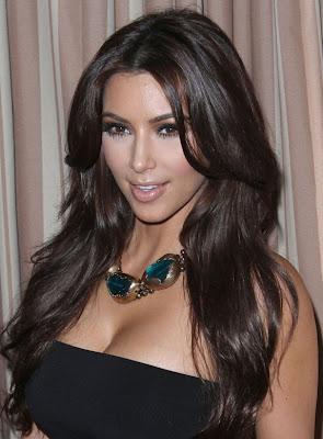 Kim Kardashian's Turquoise Necklace