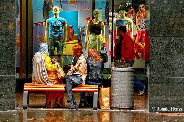 Primark Saarbrücken Schaufenster Einkaufsparadies