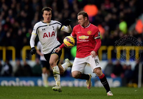 Tottenham Hotspur vs Manchester United 0-0