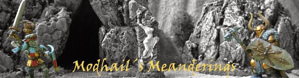 Modhail's Meanderings