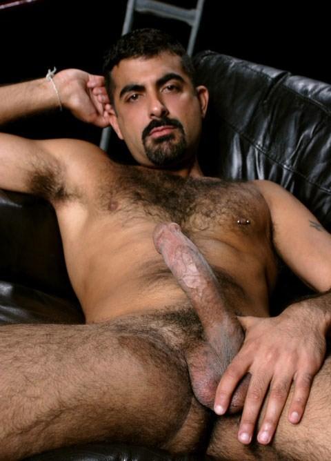 Порно фото арабского мужчины