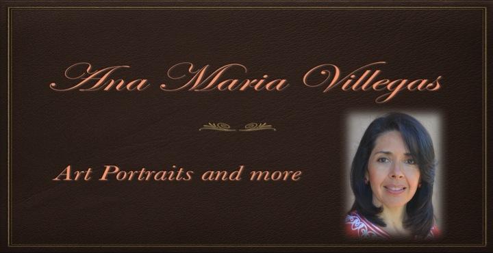 Ana Maria Villegas Art