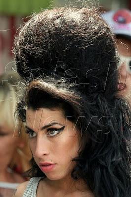 Amy Winehouse Hair