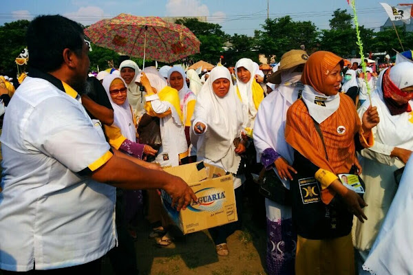 ... ribuan kader partai keadilan sejahtera pks jawa tengah Pks Piyungan