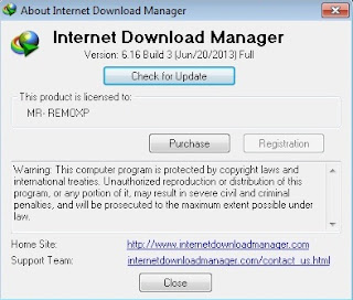 Free Download IDM 6.16 Build 3 Full Patch + Serial Number Terbaru