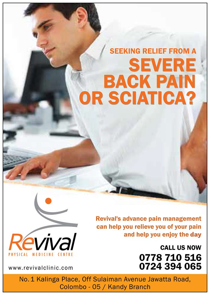 Seeking Relief from a Severe Back Pain or Sciatica.