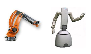 Differences between Industrial Robots and Service Robots |www.enggarena.net