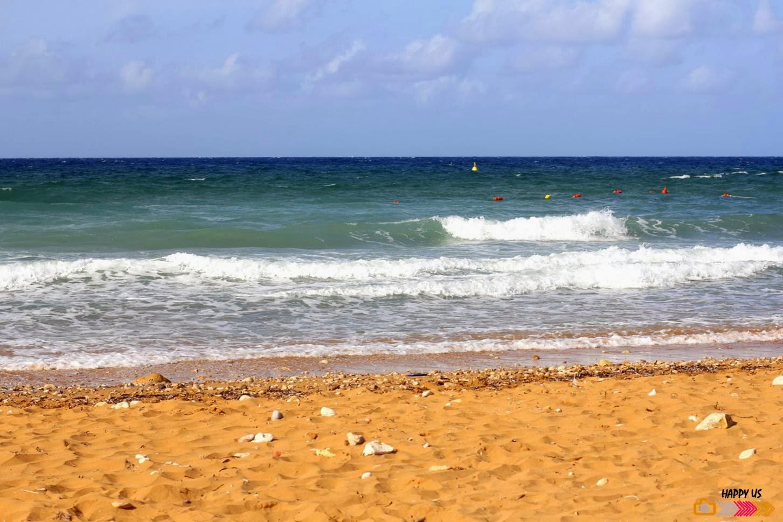 Malte - Gozo - Ramla Bay