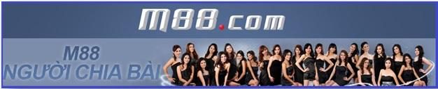M88 - Người chia bài chuyên nghiệp