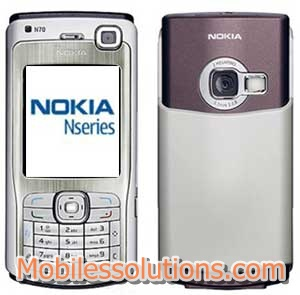 Nokia N70 RM-84 Version 5.737.3.0.1 Latest Flash files Free ~ Mobiles