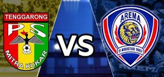 Mitra Kukar vs Arema Cronus 2-1 Semifinal Piala Jenderal Sudirman