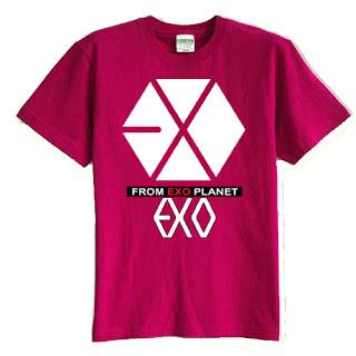 Tshirt Exo