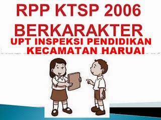Download Perangkat Pembelajaran KTSP 2006 Berkarakter