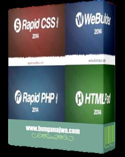 Blumentals WeBuilder/Rapid PHP/HTMLPad/Rapid CSS 2014 12.2.0.150