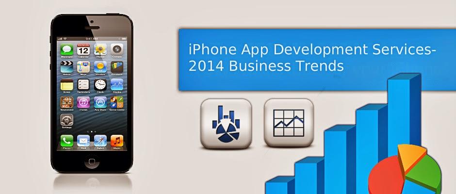 iPhone App Development Services- 2014 Business Trends