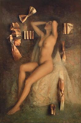 Mujeres Desnudas Retratos Artisticos Al Oleo