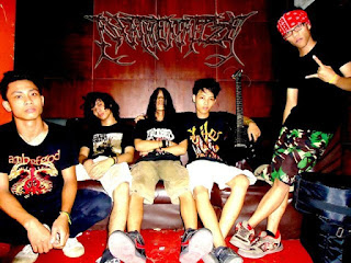Foto Wallpaper Anathematize Band Experimental Death Metal Jakarta