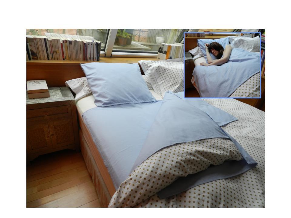 Entre les draps dormir ailleurs et premi res - A combien laver les draps ...