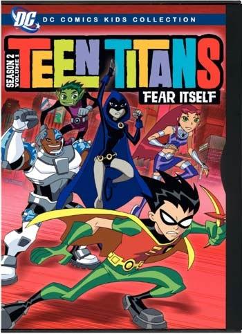 Los Jovenes Titanes Temporada 2