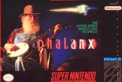 Phalanx (SNES, 1992)