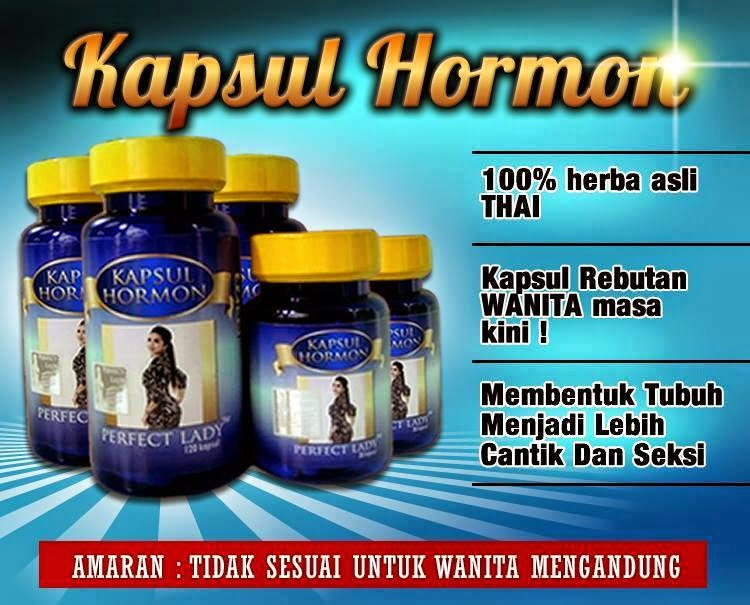 *HOT SELLING* Kapsul Hormon Perfect Lady !