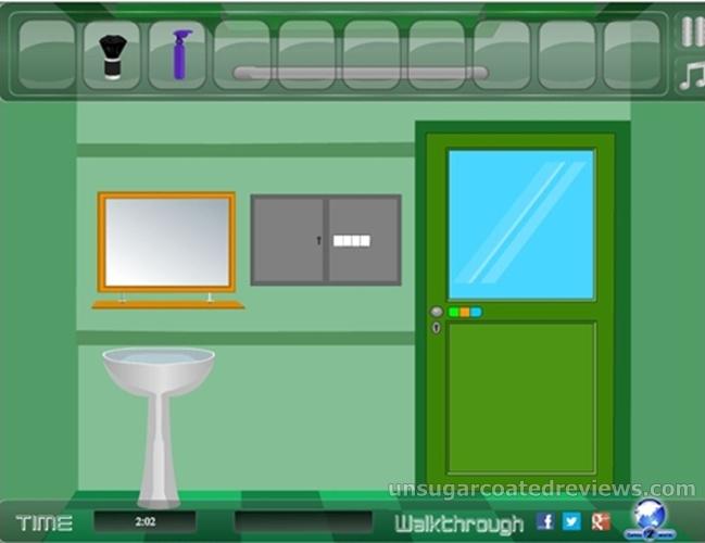 Escape From Bathroom room escape game