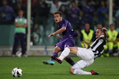 Fiorentina-Juventus 0-0 highlights