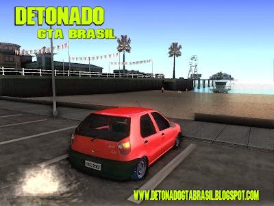 FIAT PALIO EDX 1997 + Rodas de Ferro