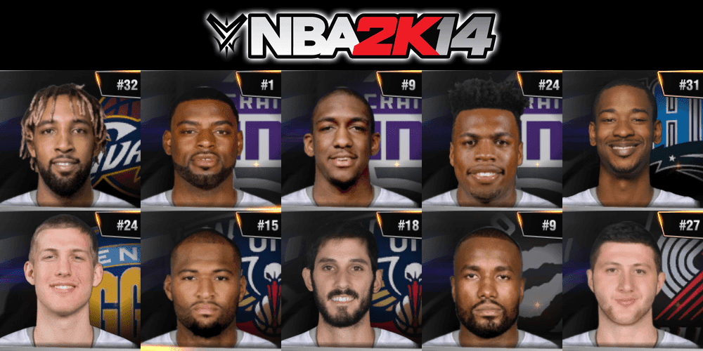 NBA 2k14 Roster update - February 21, 2017 - Trades - HoopsVilla