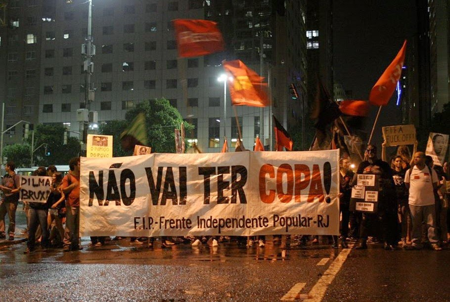 Não vai ter COPA! / There will be no COPA!