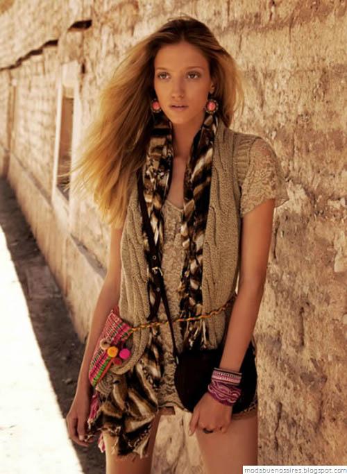India Style otoño invierno 2012. Moda Invierno 2012.