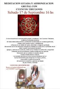 Sabado 17 de Septiembre Armonizacion Grupal