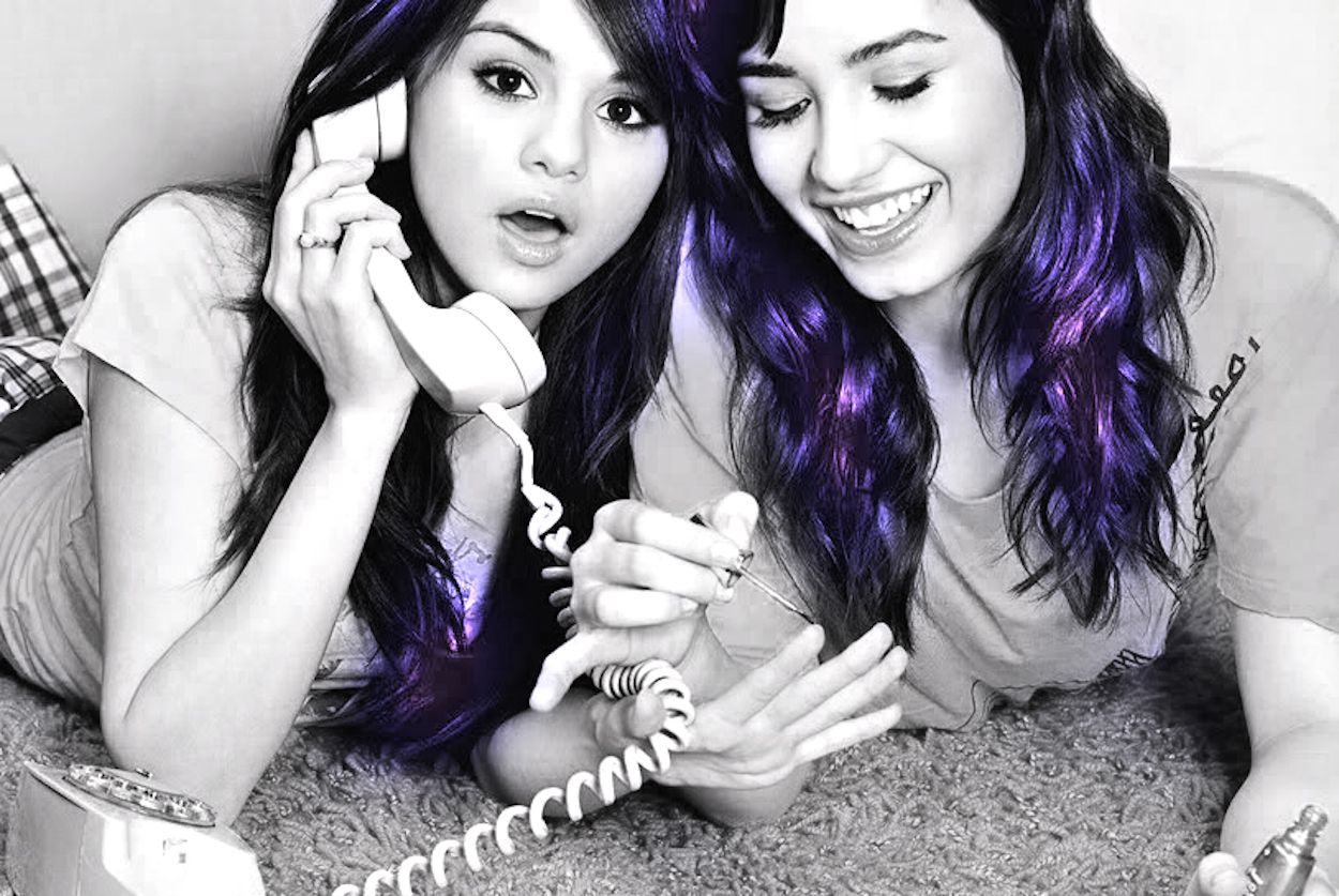 Selena Gomez Demi Lovato Friendship