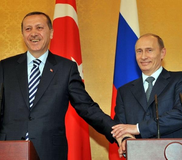 Putin: Hasil Pilpres Turki Menegaskan Otoritas Erdogan