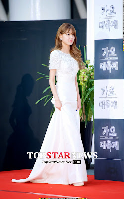 Sooyoung KBS Gayo 2014