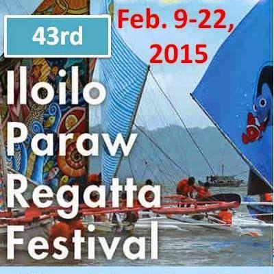 Iloilo Paraw Regatta 2015