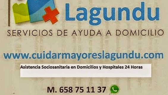 Servicio Domestico Zarautz CuidarMayoresLagundu.com