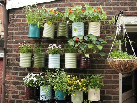 Mini Giardino Sul Balcone : Serra fai da te in balcone donnad