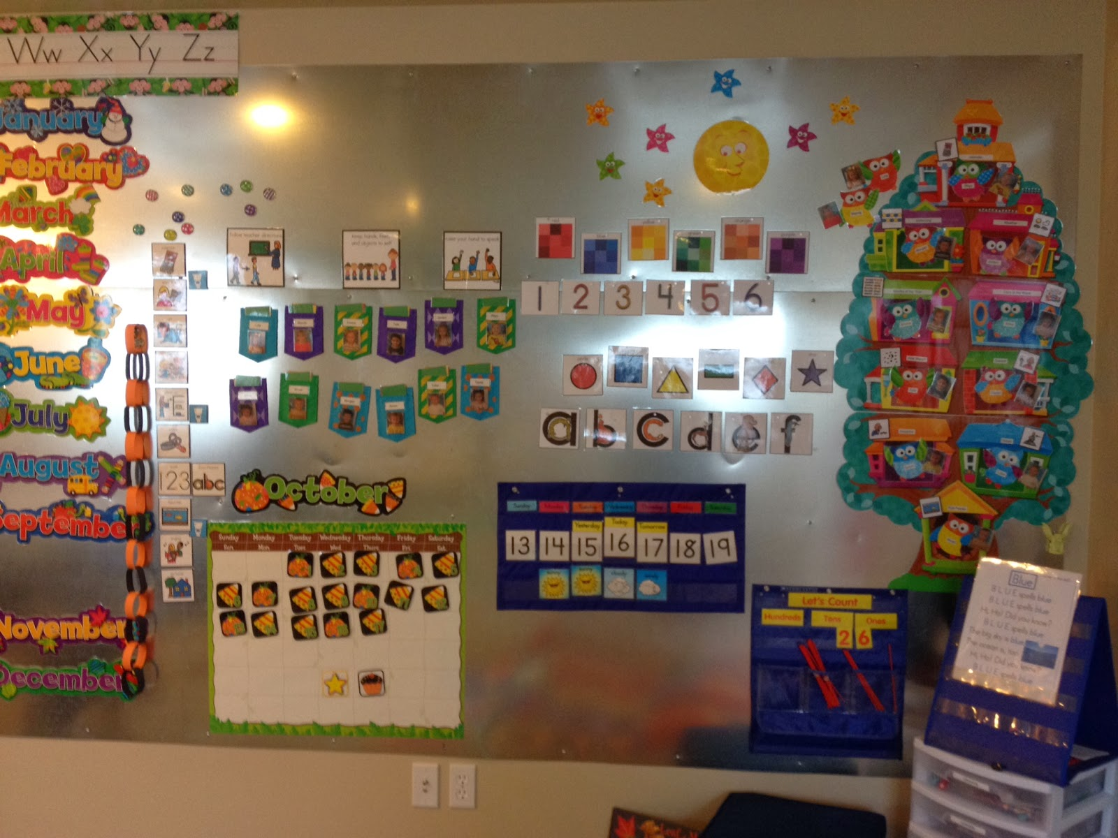 Adventures In Tutoring And Special Education Magnetic Wall