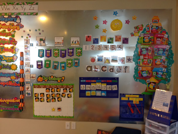 Wall Magnetic Bulletin Boards