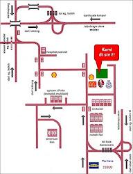 Peta Lokasi PLSCHKD