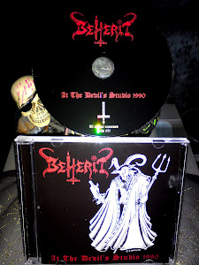 BEHERIT''at the devil's studio 1990''